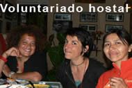 volunteering hostel